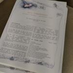 l_p1030218 Bestattungen Dunker - Kondolenzbücher - Manja