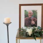 l_p1030384 Bestattungen Dunker - Kondolenzbücher - Prof. Phil Ellis