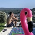 l_wendl_lucas_flamingo Bestattungen Dunker - Kondolenzbücher - Lucas Wendl