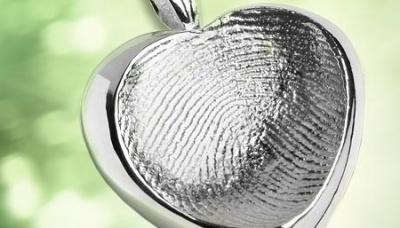 Der Fingerabdruck